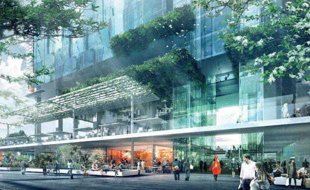 Parramatta Urban Renewal Project