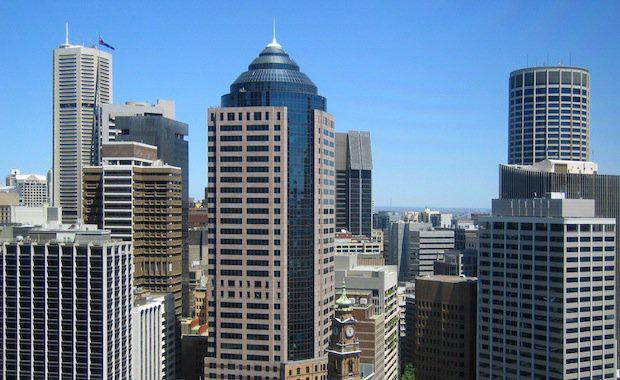 Sydney-City-Buildings