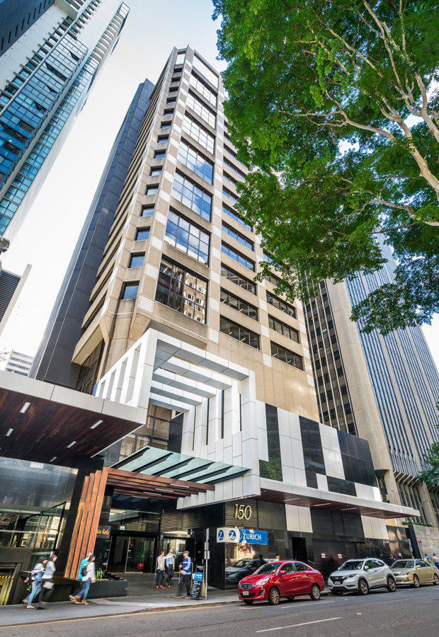 150 Charlotte Street, Brisbane