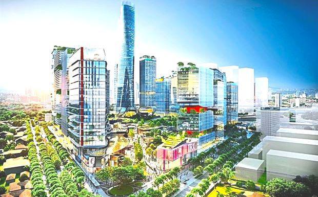 TRX-Kuala-Lumpur