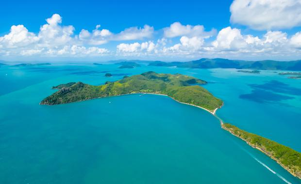 south molle whitsundays