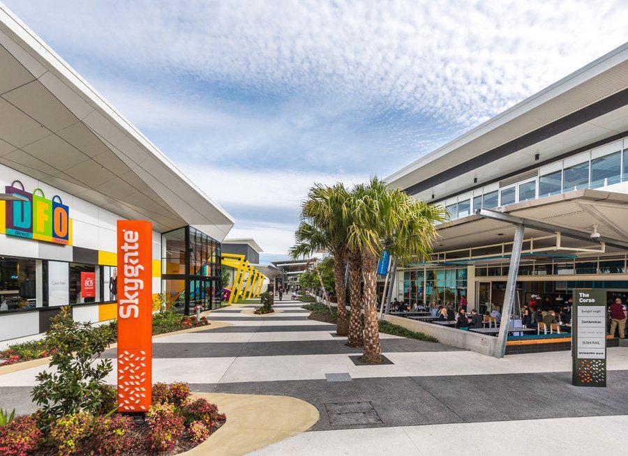 Skygate, Brisbane Airport