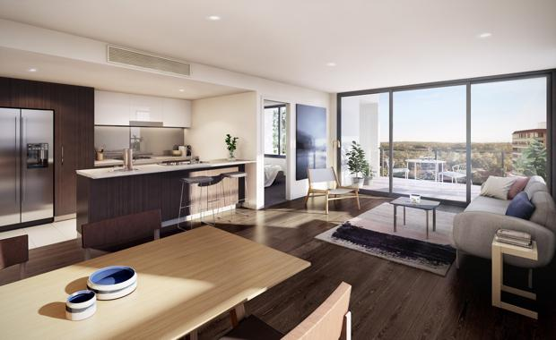Westside Apartments, Village Building Co, Indooroopilly