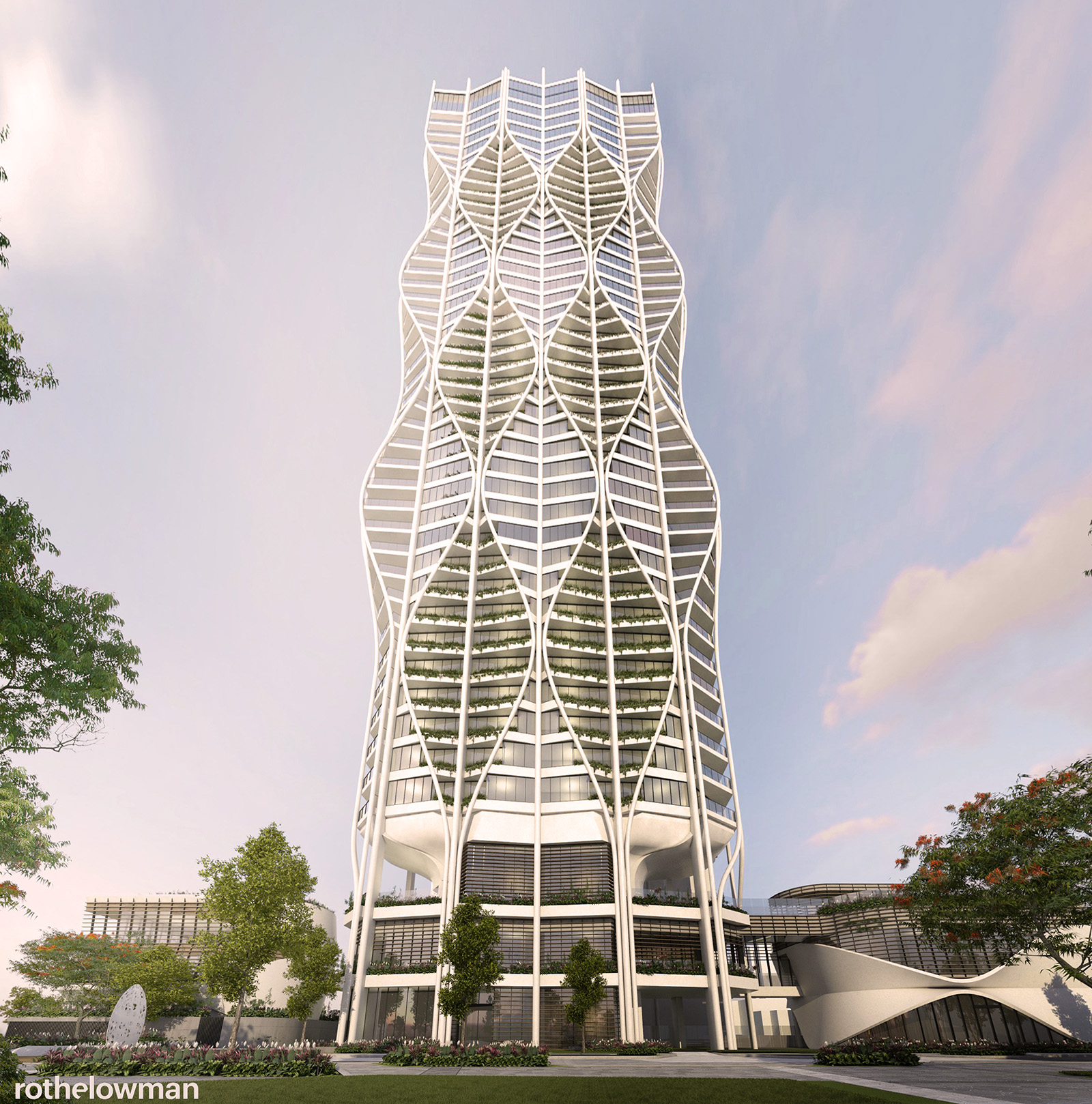 Wharf St Tower