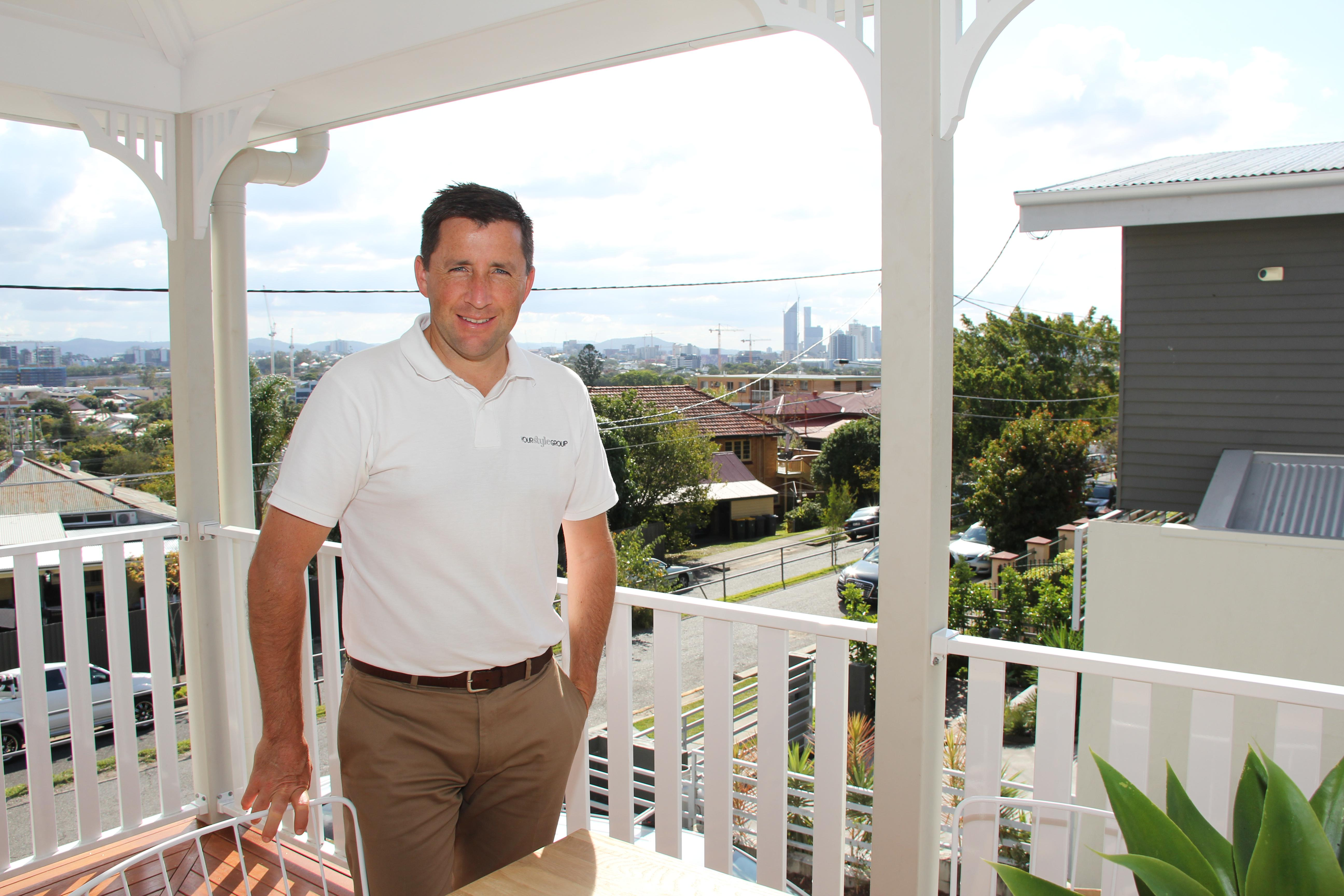 Your Style Homes Managing Director Dean Parker