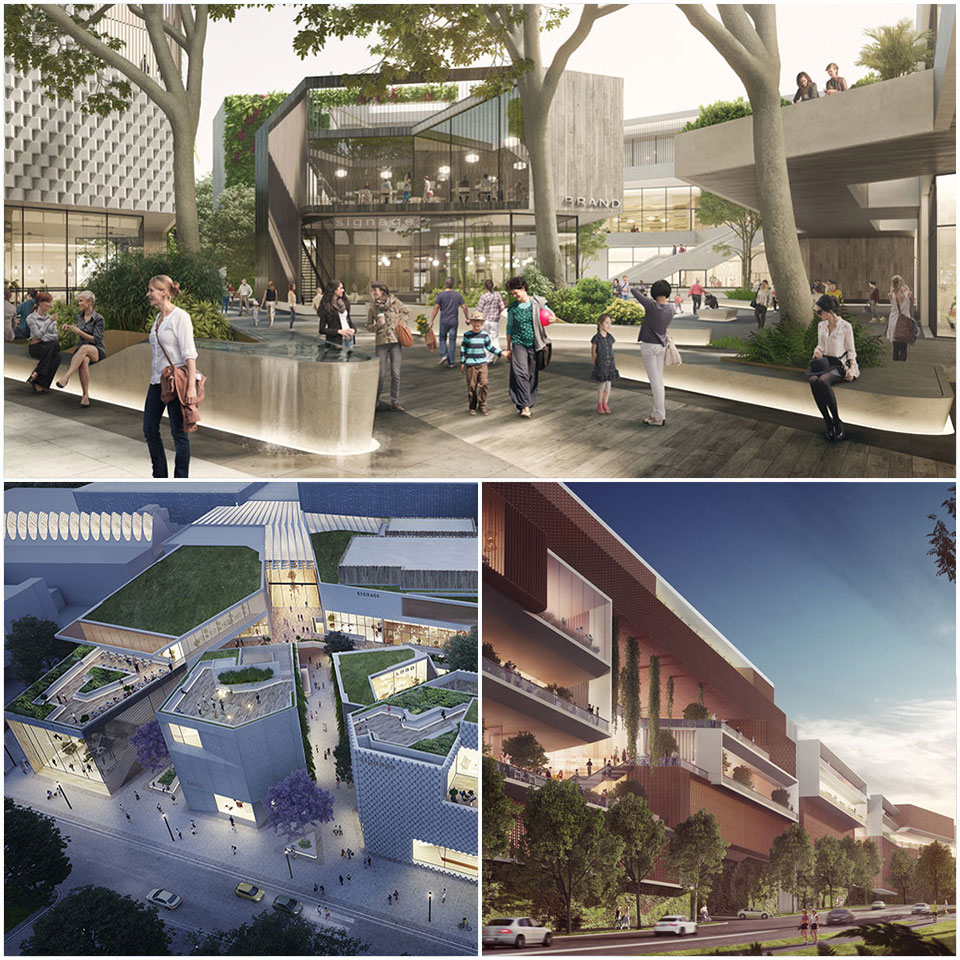 ▲ A $180 million retail and lifestyle destination in Sydney's Hills District has been unveiled, promising to transform the local area. Image: Supplied