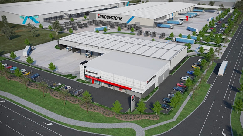 Charter Hall secures 150,000sqm of pre-leases in Melbourne's West with Bridgestone to join Coles, Toll Group and Uniqlo at Midwest Logistics Hub
