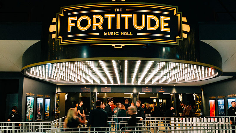▲ Hutchinson spent $43 million on music venue The Fortitude, knowing that the new music venue at 312 Brunswick Street Fortitude Valley would only be valued at $25 million.
