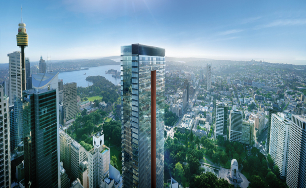 Major Projects Sydney: Greenland Centre