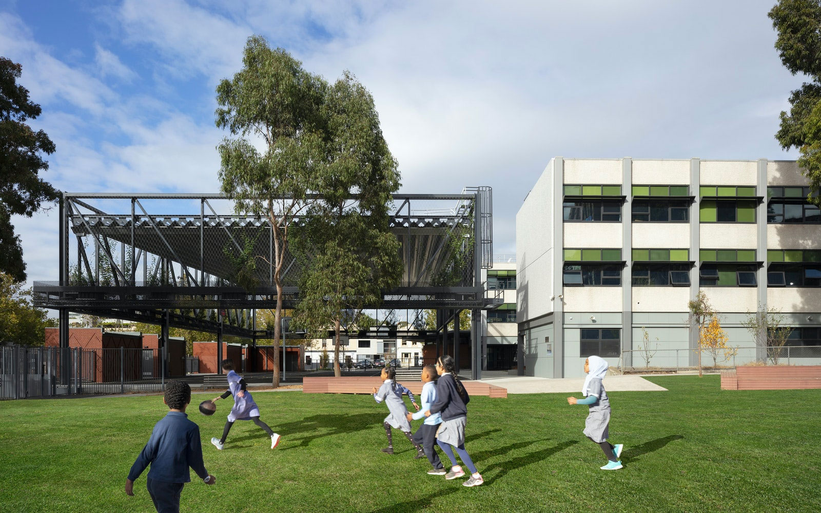 Carlton Learning Precinct COLA (VIC) Law Architects