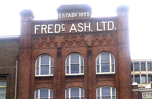 Fred Ash Building