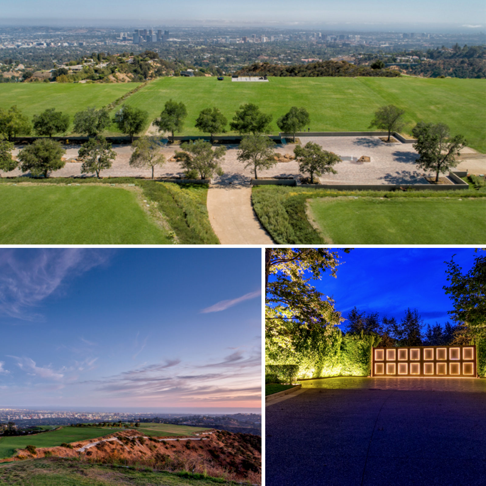 The likely buyer for this property is an individual high-roller who wants to build a suburban-sized compound overlooking the entire city.