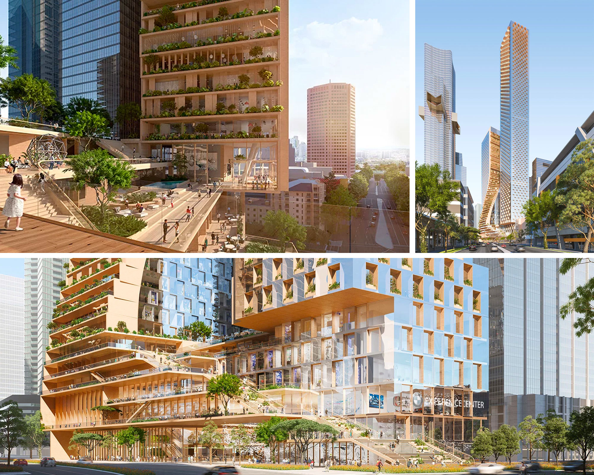 The Victorian State Government has announced it has approved the planning permit for the $2 billion Southbank by Beulah