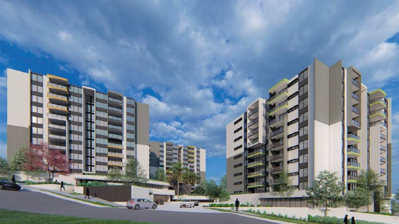 ▲ Builder Condev will bring experience in multi-unit residential constructions, retail and commercial. Image: Supplied