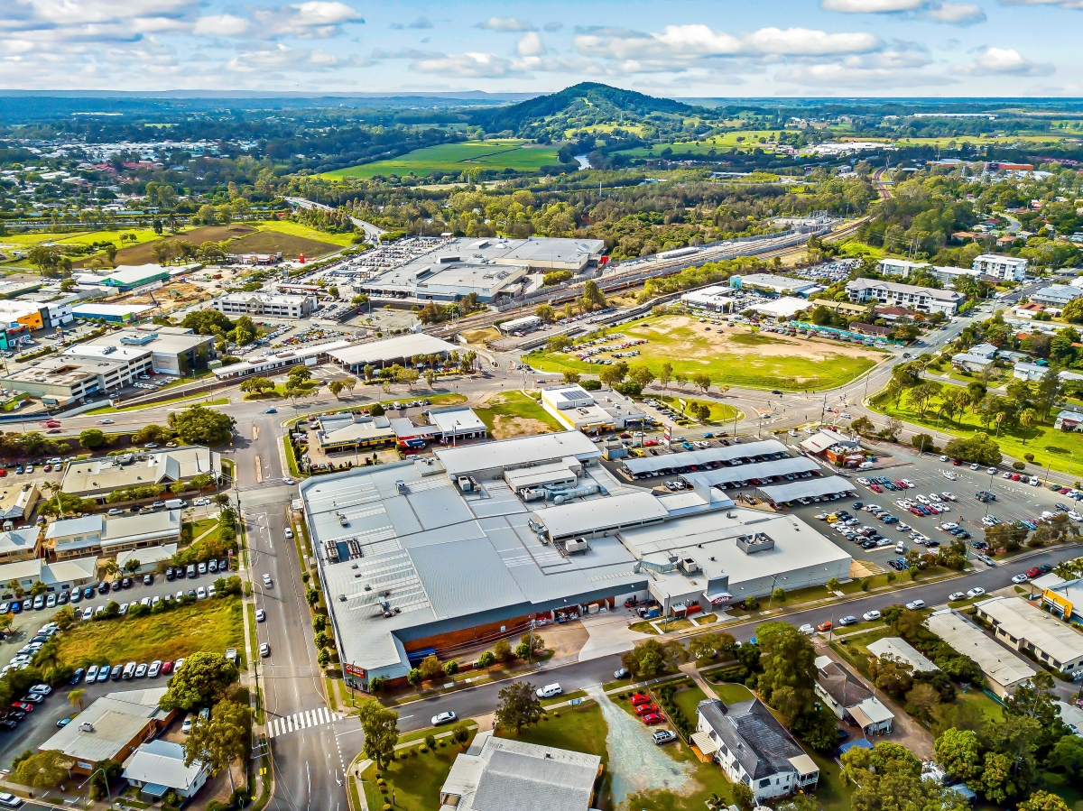 The 1530sqm opportunity offers two-street access within Beenleigh's CBD.