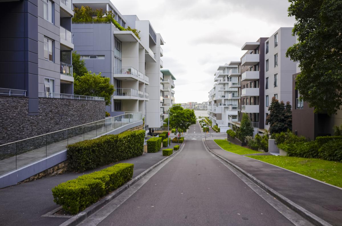 Sydney Housing 1