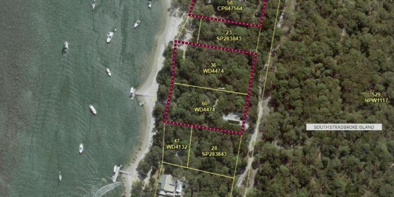 ▲ Gold Coast development: High-End Eco-Tourism Resort Lodged South Stradbroke