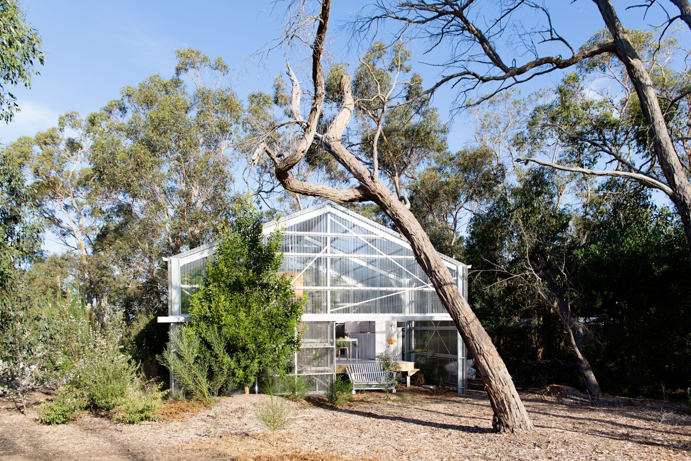 Garden House by Baracco and Wright Architects