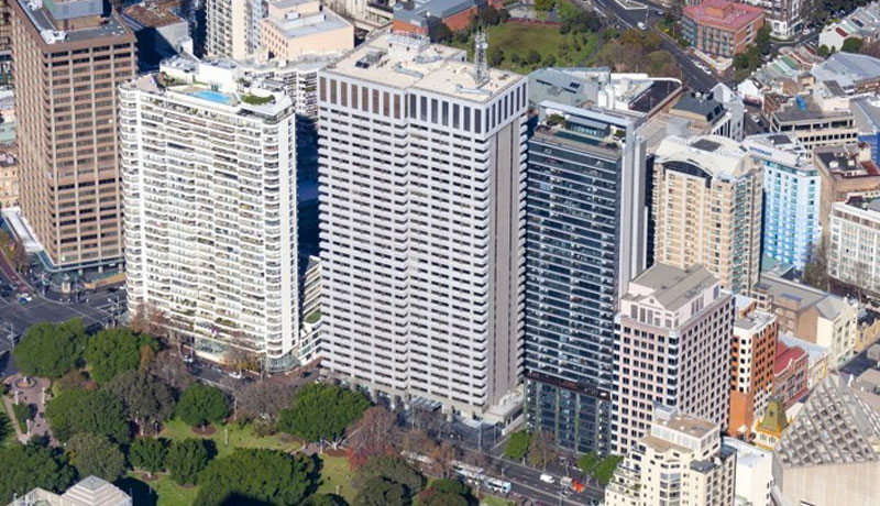 175 Hyde is well positioned to capture the next upswing in Sydney's residential market, coinciding with the asset's major tenant expiries in 2024.