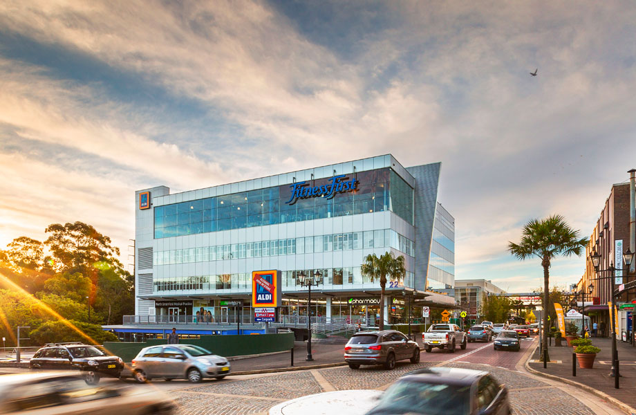 Yuhu has invested $420 million to date in the 60,000sq m Bakehouse Quarter.