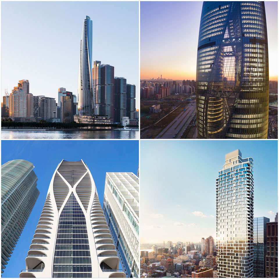The Council on Tall Buildings and Urban Habitat (CTBUH) Best Tall Building 200-299 meters