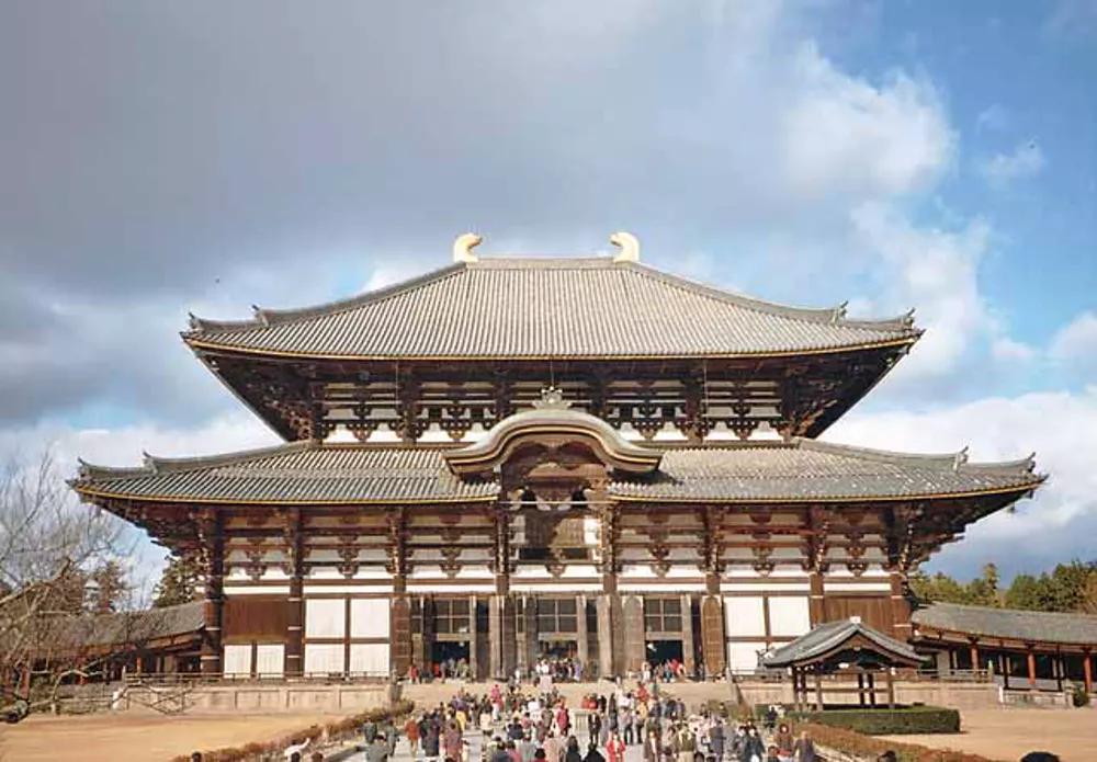 Japan's NaraTodaiji.