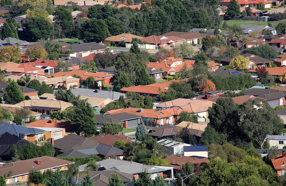 NAB Residential Property Index fell to a new survey low in the final quarter of 2018.