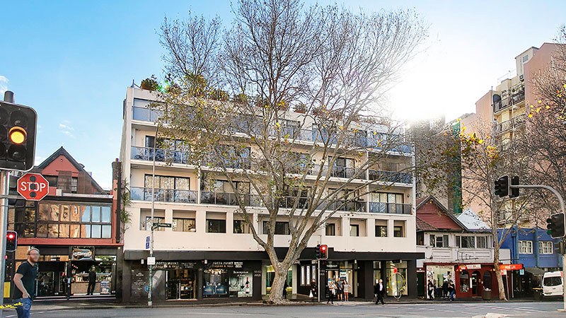 91-93 Macleay Street Potts Point