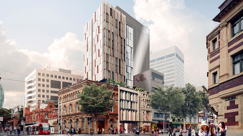 750 George Street Sydney