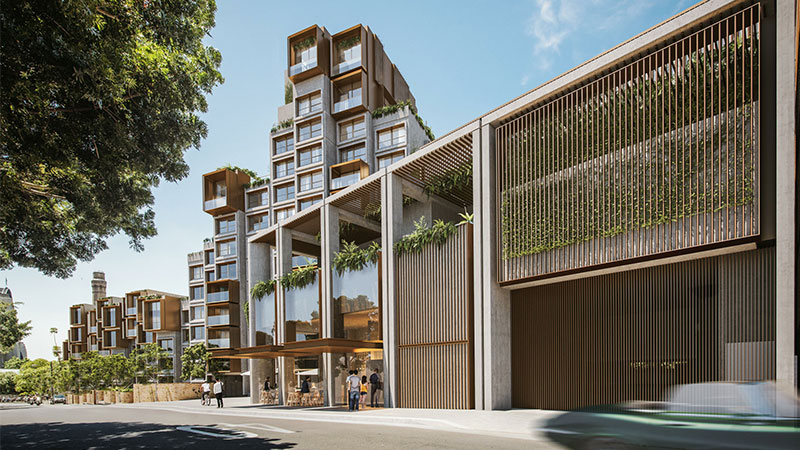 Sirius Building redevelopment Sydney 2020 November