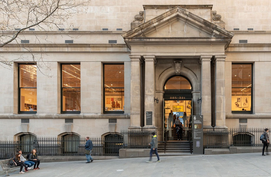First Look At State Library Victoria S 88 Million Revamp