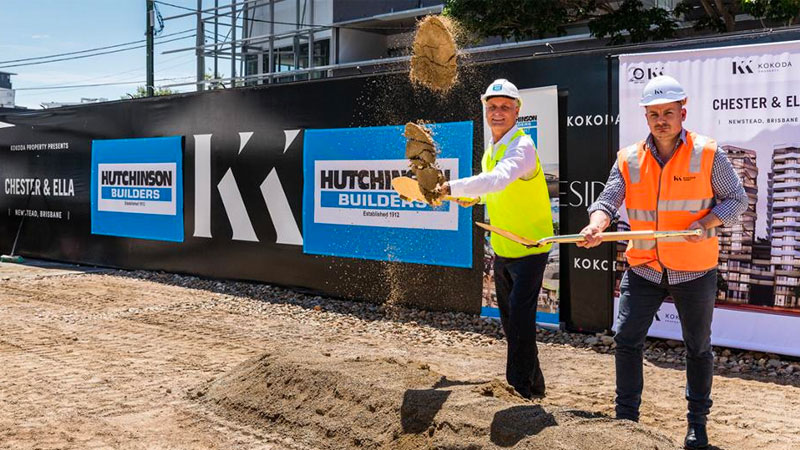 ▲ The company is one of the Bank of Queensland's largest and longest serving customers. Image: Scott Hutchinson on site