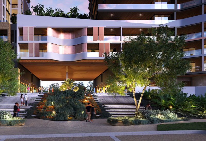 The Grove Residences Perth