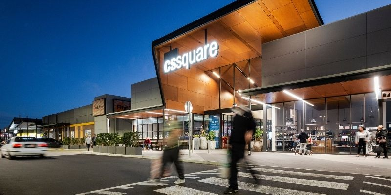 ▲ Lendlease. DeGroup has purchased Lendlease's Caroline Springs mall in a $136.5 million deal.