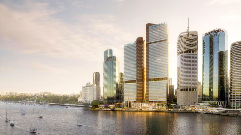 Dexus New Brisbane development project secures approval
