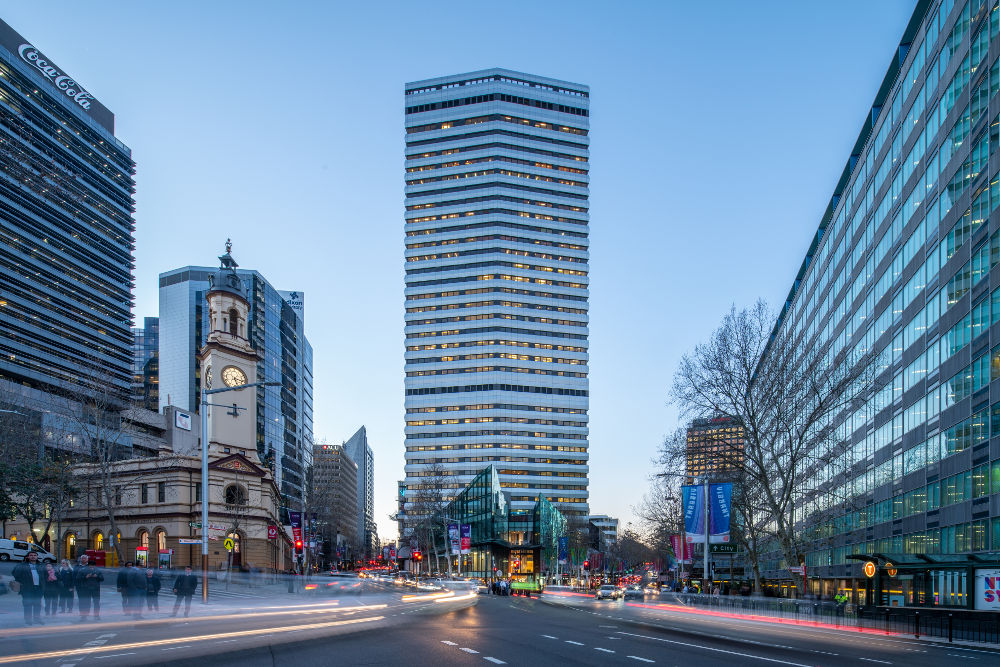 After successfully renovateing it's Northpoint Tower in central Sydney, Cromwell is now looking to create similar offerings in Chatswood.