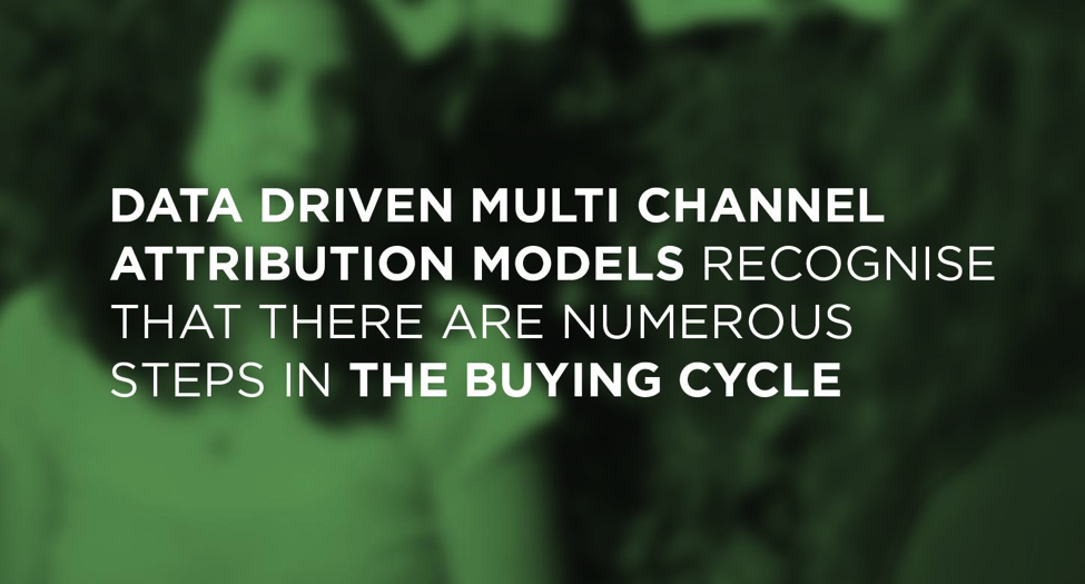 Data Driven Multi Channels