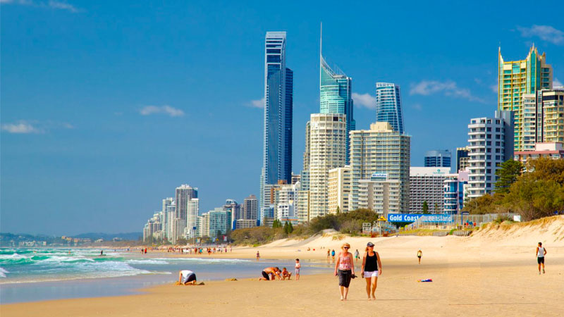 ▲ The Queensland government will create an extra 3,150 seats with trains departing to from the Gold Coast.
