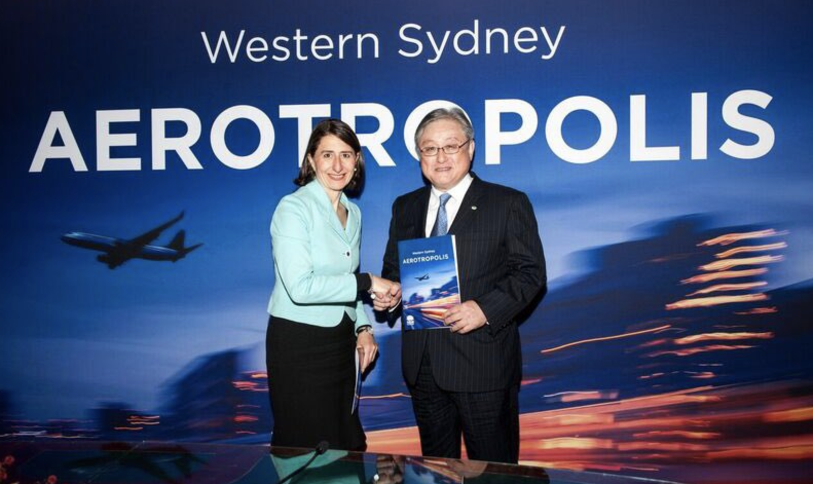 Hitachi is the latest company to invest in western Sydney Aerotropolis