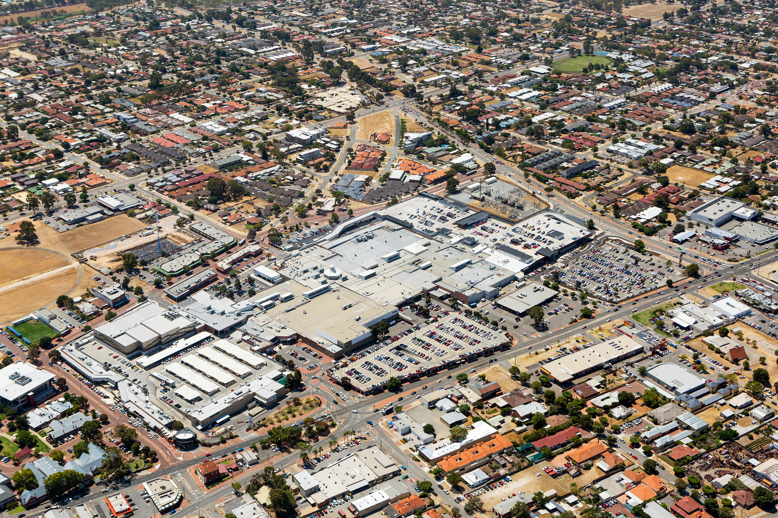 The high number of shopping centres hitting the market comes as a spending slowdown bites key retailers.