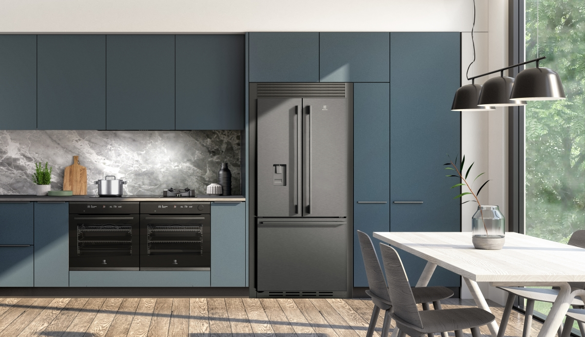 Minimalism is an increasingly popular trend in Australian households, particularly for young families.
