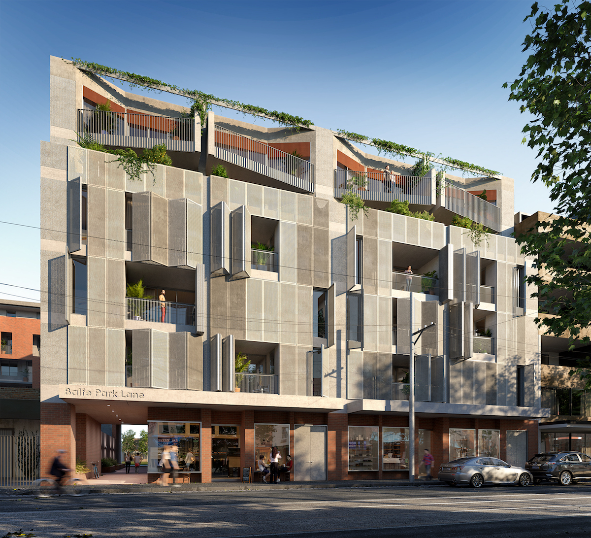 Park Lane Apartments Knebworth: Melbourne Developer Launches Sustainable Apartments In