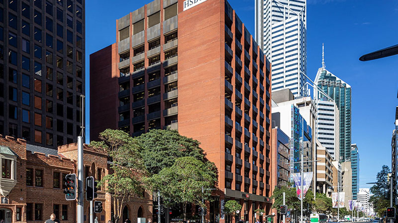 ▲ Mining billionaire Andrew Forrest's private company Fiveight has moved on a Perth CBD commercial office tower, at 190 St Georges Terrace, signalling plans for a further push into property in Western Australia and Australia's east coast market.