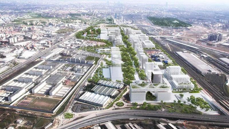 Milan Innovation District Lendlease