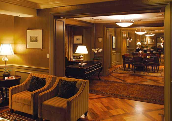 Langham Hotel, Southbank Victoria