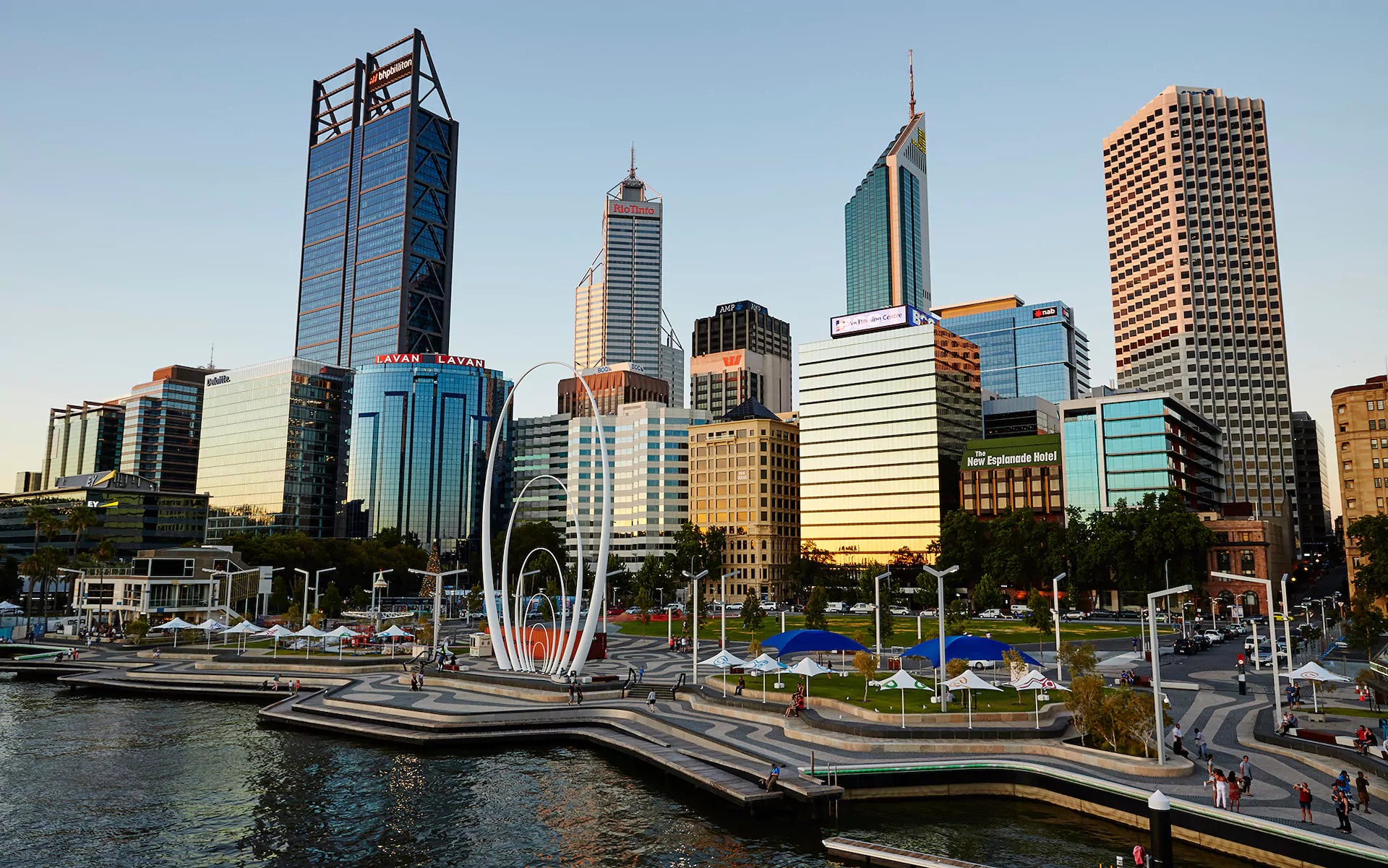 "Perth is one of only two markets that saw a fall in construction costs. The report marked Perth's construction market as ""cold""."