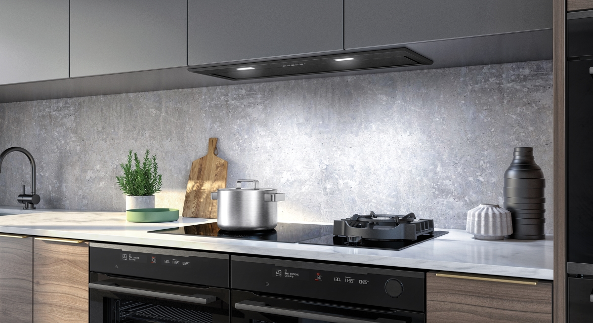 There is a growing demand for induction cooktops that allow for quicker heat, precise control and easy clean up.