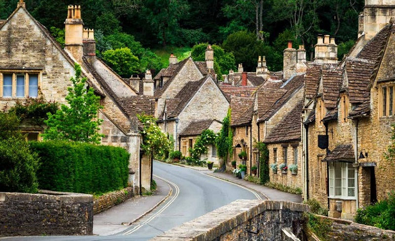 A historic village in England will be clearly identified in local plans.
