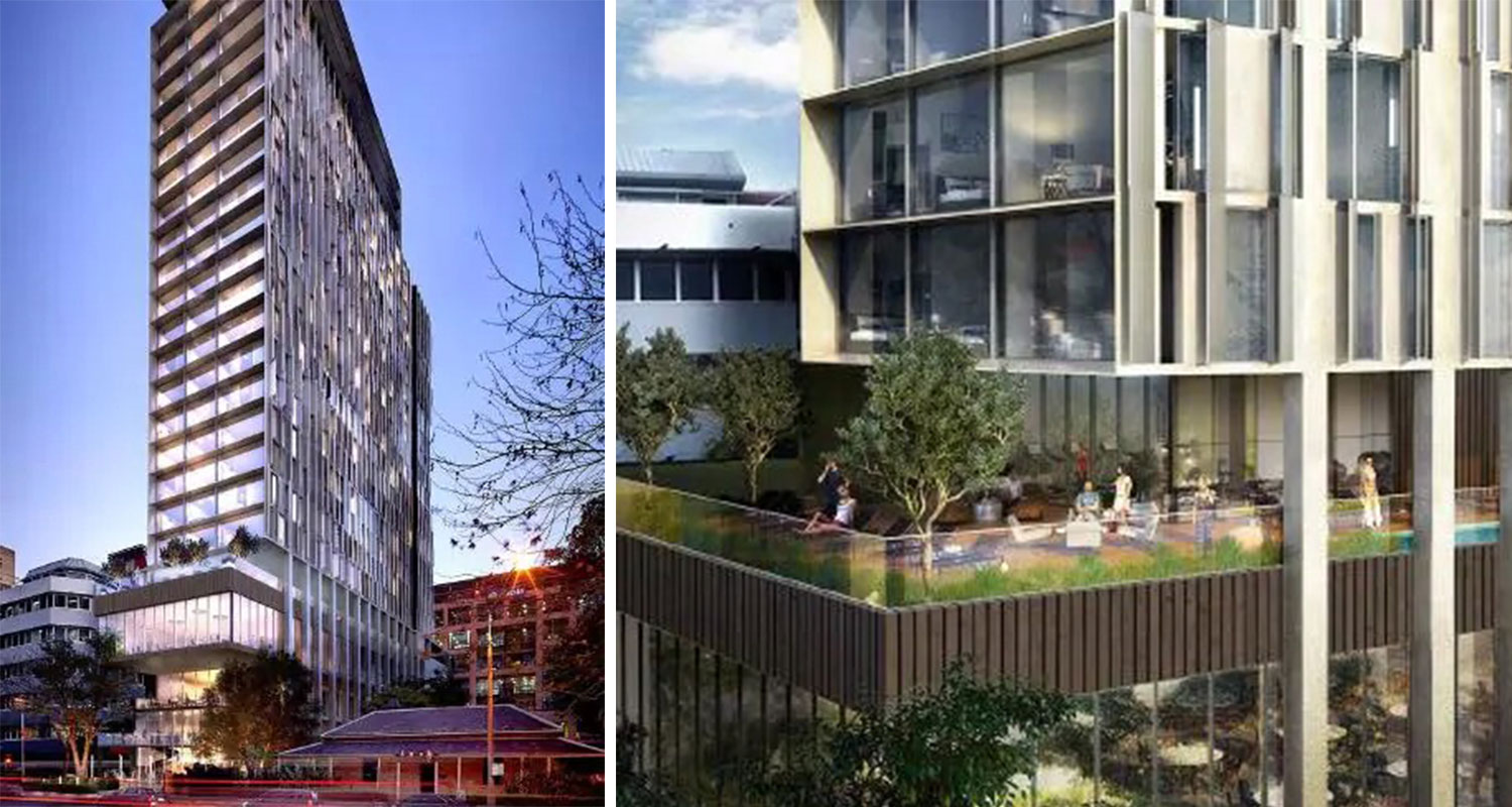 JZL Properties has received the green light for its 24-storey project in George Street, Parramatta.