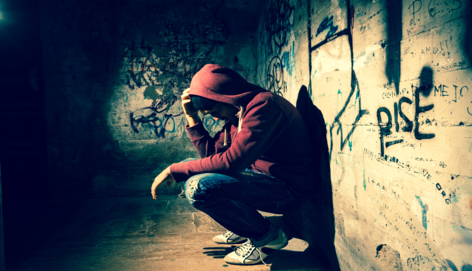 Australian Bureau of Statistics estimate that more than 43,500 homeless people are under 25